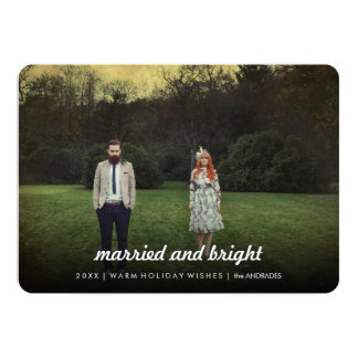 Double Sided Flat Christmas Photo Cards Full Bleed 13 Cm X 18 Cm Invitation Card