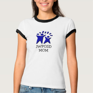 Double Sided JWPOSD Mom T-Shirt