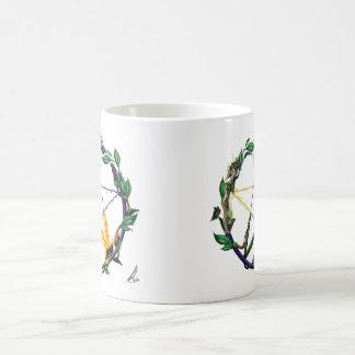 Double Sided Pentacle Mug