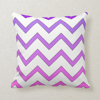 Double Sided Pineapple Chevron Pillow