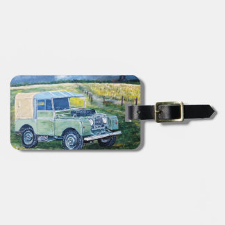 """""""Double Sided ,Printed Luggage Tag"""" Luggage Tag"""