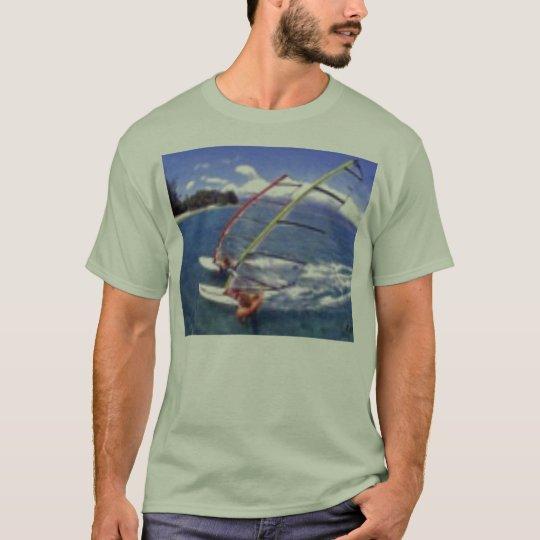 double sided windsurf T-Shirt