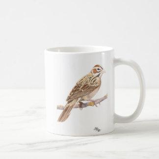 Double Sparrow Mug