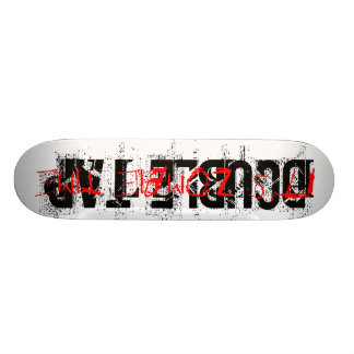 double tap, It's Zombie Time Skate Boards
