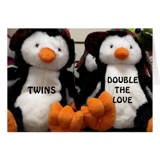 "DOUBLE THE LOVE WHEN IT IS MY ""TWIN'S"