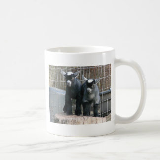 Double Trouble Classic White Coffee Mug