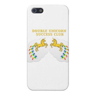Double Unicorn Success Club iPhone 5 Case