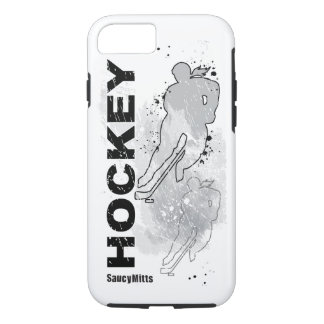Double Vision Women's Hockey iPhone 7 Case