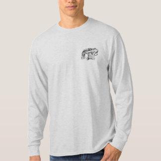 Double Winged Dragon -T-shirt Shirt