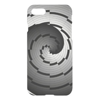 Double Yin Yang Spiral by Kenneth Yoncich iPhone 7 Case