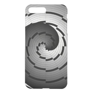 Double Yin Yang Spiral by Kenneth Yoncich iPhone 7 Plus Case