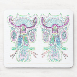 DoubleBull Double Bull Light Mouse Pad