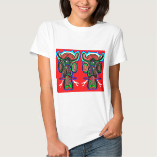 DoubleBull  Double Bull Party Poster Tshirts