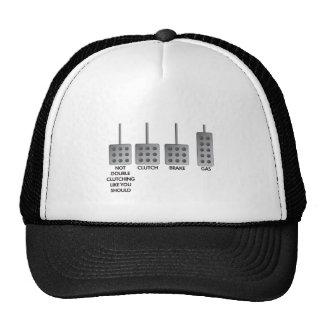 DoubleClutching.ai Mesh Hat