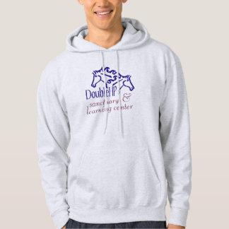 DoubleHP hooded sweatshirt