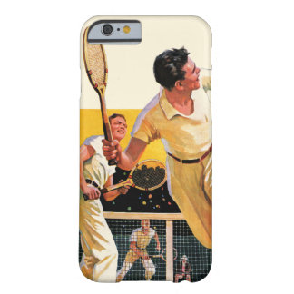 Doubles Tennis Match Barely There iPhone 6 Case
