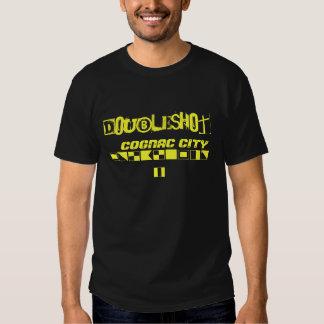 DOUBLEshot!, cognac city, doubleshot Tee Shirts