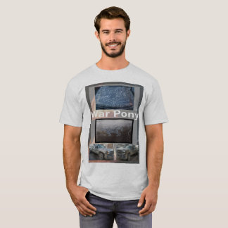 DoublesidedWarponyWaterWarrior T-Shirt