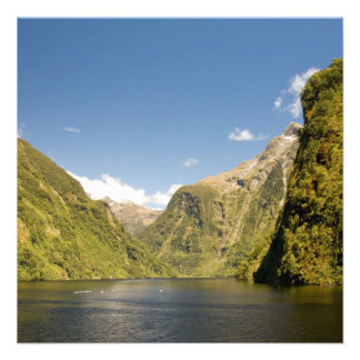 Doubtful Sound Personalized Announcements