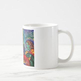 Doubting Thomas Basic White Mug
