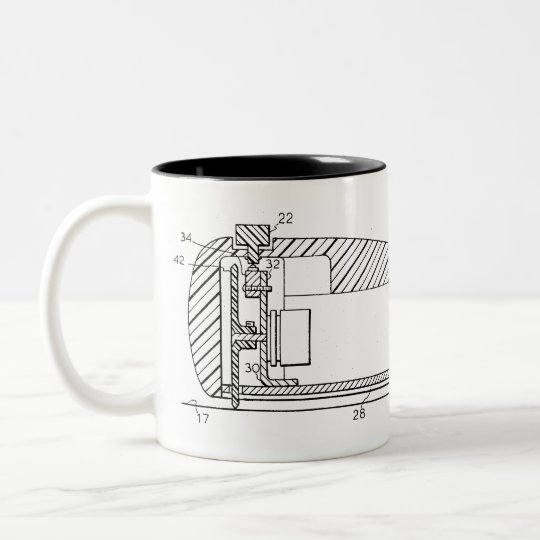 Doug Engelbart's mouse patent - the mug