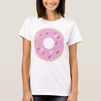 """dough-nutty"" T-shirt"