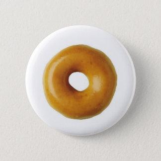 Doughnut 6 Cm Round Badge
