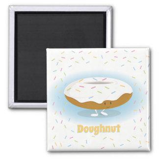 Doughnut and Sprinkles | Magnet
