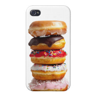 Doughnut case iPhone 4/4S cover