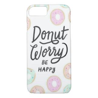 doughnut cute iphone case