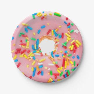 Doughnut - Donut Paper Plate