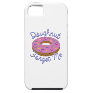 Doughnut Forget iPhone 5 Cover