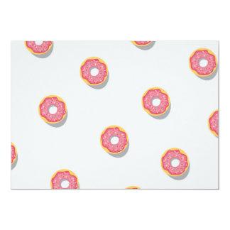 Doughnut Invitations