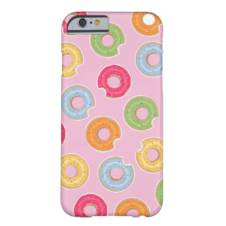 Doughnut iPhone case Barely There iPhone 6 Case