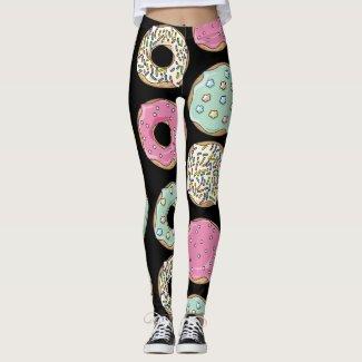 Doughnut Leggings