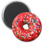 Doughnut Magnet