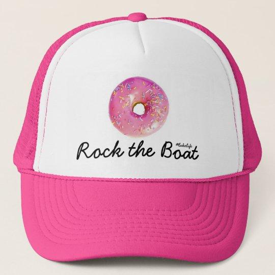 Doughnut Rock the Boat Hat