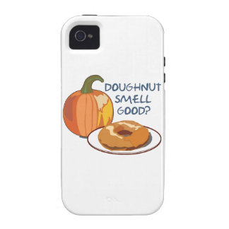 Doughnut Smell Good Case-Mate iPhone 4 Cover