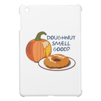 Doughnut Smell Good iPad Mini Covers