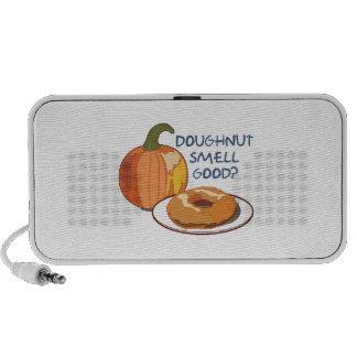 Doughnut Smell Good iPhone Speakers