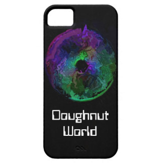 Doughnut World iPhone 5 Case