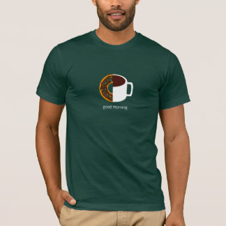 Doughnuts and Coffee T-Shirt