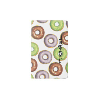 Doughnuts! Pocket Moleskine Notebook