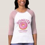 Doughnuts Shirt
