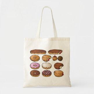 Doughnuts Tote Bag