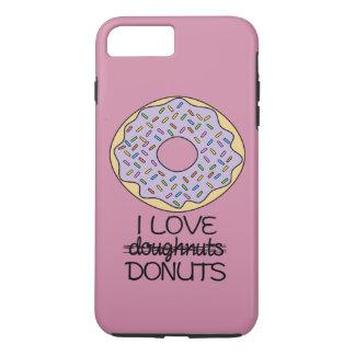 Doughnuts vs. Donuts iPhone 7 Plus Case