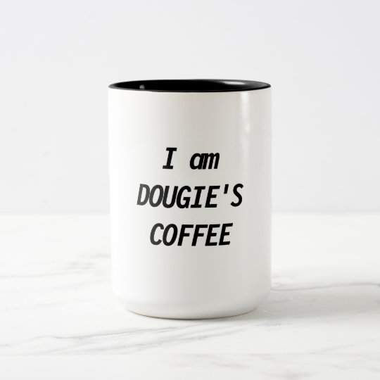 Dougie's Coffee Mug