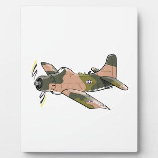 douglas a-1 skyraider plaque