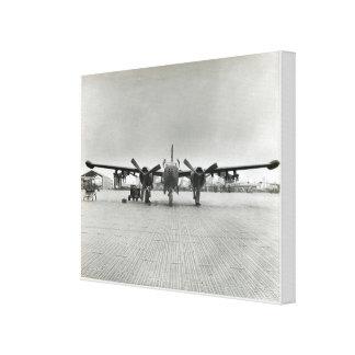 Douglas B-26K Invader Stretched Canvas Prints