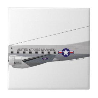 Douglas C-117D 50826 Tile